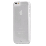 Case-Mate Barely There Case Cover for Apple iPhone 6 / iPhone 6s (Clear/Glossy)