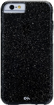 Case-Mate Sheer Glam Noir Case for iPhone 6/6s - Black with Glitter