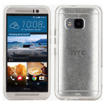 Case-Mate Sheer Glam Case for HTC One M9 (Champagne)