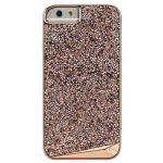 Case-Mate Brilliance Case for Apple iPhone 6/6s - Rose Gold / Diamond