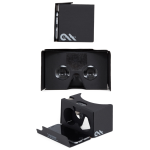 Case-Mate - Google Cardboard VR Viewer V2.0 - Vertical Sleeve (Black)