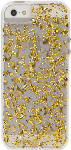 Case-Mate Genuine 24K gold leaf Karat Case for iPhone 5/5s/SE - Gold Karat