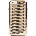 Case-Mate Tough Layers Kite Case for Apple iPhone 6/6S - Gold / Sheer Glam Noir