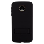 Case-Mate Tough Case with Stand for Moto Z Droid - Black