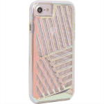 Case-Mate Tough Layers Case for iPhone SE2/8/7/6/6s - Iridescent Cage
