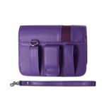 Reiko - Camera Case CMC01 M - Purple