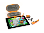 Griffin Crayola DigiTools Paint Pack for iPad and eReader Tablets