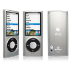 Nextware Slick Clear Case for Apple iPod Nano 5G - CRYS-N