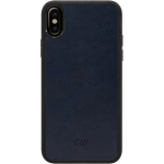 Candywirez Smooth Navy Vegan Leather Apple iPhone X