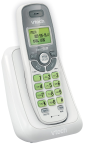 V-Tech DECT 6.0 Cordless Caller ID Phone, White