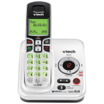 Expandable Cordless Phone with Digital Answering System and Caller ID - CS6229