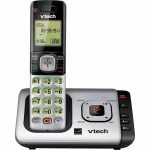 VTech DECT 6.0 Expandable Cordless Phone System with Digital Answering System