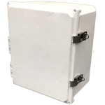 Ventev / TerraWave 12x10x6 NEMA WiFi Enclosure - integrated patch ant
