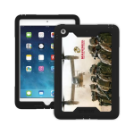 AFC Trident Cyclops Case with Built-In Screen Protector for Apple iPad Mini Retina (US Marine Action)