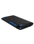 Cygnett ChargeUp Digital 6,000mAh Portable PowerBank - Black/Blue
