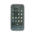 Sprint Samsung Conquer SPH-D600 Phone Cover - Black