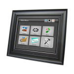 Impecca 17-inch Digital Photo Frame with Built-in 4GB Memory