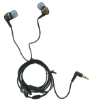OEM Verizon iDigi Ecoustic ECO DOG 3.5mm Headset with Mic - Universal 3.5mm Stereo headset