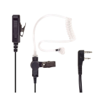 Klein Electronics 2-Wire Surveillance Earpiece Kenwood - DIRECTOR-K1