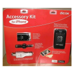 Dexim Accessory Kit for Apple iPhone 3G/ 3GS