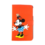 Verizon Disney Minnie Mouse Folio Case for Verizon Ellipsis 8 (Red)