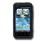 OtterBox Defender Series Case for HTC EVO 3D (Black)