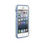 Naztech Bumper Cover for Apple iPhone 5 (Blue)
