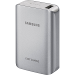 OEM Samsung Battery Pack Fast Charge 5.1A Silver