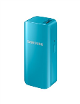 Samsung 2100 mAh Battery Pack mini - Blue