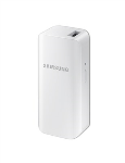 Samsung 2100 mAh Battery Pack mini - White