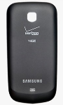 OEM Samsung SCH-i200 Galaxy Stellar 4G Standard Battery Door for Verizon - Black