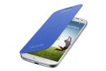 OEM Samsung Flip Cover for Samsung Galaxy S4 (Light Blue)