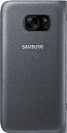 Samsung LED View Cover for Samsung Galaxy S7 edge - Black