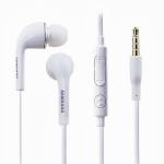 OEM Samsung Wired Headset with Inline Mic 3.5mm Universal Headset - White