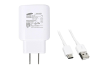 Samsung 25 Watt Travel Charer USB-C, Fast Charging Wall Charger for USB to USB type C - Universal