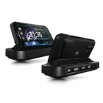 OEM Motorola HD Multimedia Dock for Motorola Photon 4G MB855 (Black) - EVM1358Q-Z