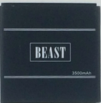 Beast Mobile Extended Battery for HTC EVO 3D 3500 mAh