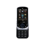 ZTE Salute F350 Replica Dummy Phone / Toy Phone (Silver) (Bulk Packaging)