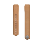 Fitbit Leather Band for Fitbit Alta Tracker - Small (Camel)