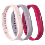 Fitbit Classic Band for Fitbit Flex 2 - 3-Pack - Large
