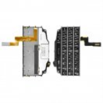 BlackBerry Q10 Flex Cable Ribbon with Keyboard and Keypad, Black