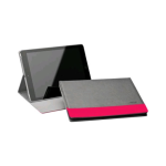 Ventev FolioCover for Apple iPad Air (Gray/Pink)