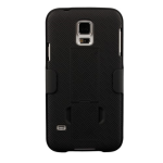 Holster & Shell Combo Samsung Galaxy S5 - Black