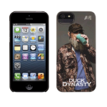 Griffin Duck Dynasty Teacup Case for Apple iPhone 5/5s (Thyme-Black)