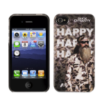 Griffin A&E Duck Dynasty Protector Case for Apple iPhone 4 / 4S (Happy)