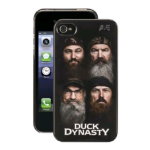 Griffin Duck Dynasty Case for Apple iPhone 4/4S - Faces