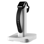 Griffin Dual Stand for Apple Watch and iPhone Charging Dock - White