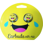 Gabba Goods Crying/Laughing Emoji Headphones