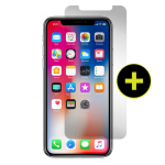 Gadget Guard Black Ice Plus Sapphire Edition Tempered Glass Screen Protector Guard for Apple iPhone X (Clear)