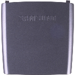 Samsung SGH-A437 Standard Battery Door - Slate